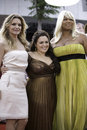 Pfeiffer, Blonsky, and Latifah 2 Royalty Free Stock Photo