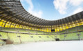 PGE Arena in Gdansk, stadium for Euro Cup 2012 Stock Photos