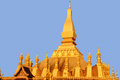 Pha That Luang Royalty Free Stock Photos