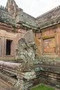 Phanom rung historical park in buriram thailand sand stone castle Stock Photography