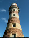 Phare de Roker Photographie stock
