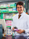 Pharmacist Royalty Free Stock Photo