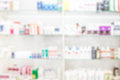 Pharmacy drugstore background concept. Royalty Free Stock Photo