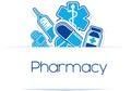 Pharmacy medicines design
