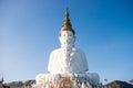 Phetchabun, Thailand - November 27, 2016 :Beautiful White Big Bu