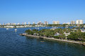 Phil foster park in riviera beach florida near singer island Stock Photo