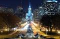 Philadelphia City Hall Royalty Free Stock Photo