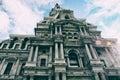 Philadelphia City Hall Details Royalty Free Stock Photo