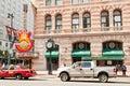 Philadelphia downtown Hard Rock cafe