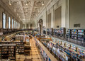Philadelphia Free Public Library Royalty Free Stock Photo