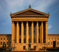 Philadelphia museum of art Royalty Free Stock Photography