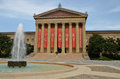 Philadelphia museum of art frank gehry the is among the largest museums in the united states it has collections more than objects Royalty Free Stock Photo