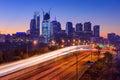 Philadelphia, Pennsylvania Skyline Royalty Free Stock Photo