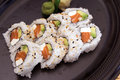 Philadelphia Roll Royalty Free Stock Image