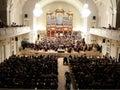 Philharmonic Royalty Free Stock Photo