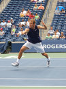 Philip Bester Rogers Cup 2008 at the net Stock Photo