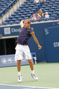 Philip Bester at Rogers Cup 2008 in Toronto Royalty Free Stock Image