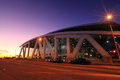Philips arena atlanta may on may in atlanta ga is a multi purpose indoor it was completed and opened in to Stock Photo