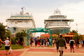 Philipsburg, St. Maarten Lizenzfreie Stockfotos