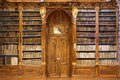 Philosophical Hall of the Strahov Monastery Library Royalty Free Stock Photo