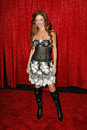 Phoebe price at the red party to benefit the life through art foundation hosted by the cast of simple rules shrine auditorium los Royalty Free Stock Images