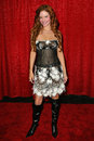 Phoebe price at the red party to benefit the life through art foundation hosted by the cast of simple rules shrine auditorium los Royalty Free Stock Photo