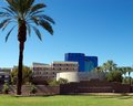 Phoenix gateway center is the premier office complex prominently located in the th street corridor doubletree guest suites Royalty Free Stock Photo
