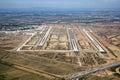Phoenix-Mesa Gateway Airport Stock Images