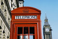 Phone box Royalty Free Stock Photos
