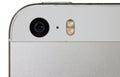 Phone camera Royalty Free Stock Photo