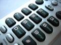 Phone key pad 03 Royalty Free Stock Photo