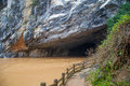 Phong nha cave unesco world heritage site Stock Photos