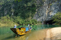 Phong Nha, Ke Bang cave, Vietnam, Viet Nam Royalty Free Stock Photo