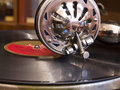 Phonograph Royalty Free Stock Photography
