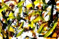A photo of an abstract gouache painting Royalty Free Stock Photo