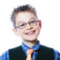 Photo of adorable young happy boy Royalty Free Stock Photo