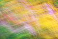 Photo art bright colorful light streaks abstract background ef effect of movement in green and yellow colors Stock Photos