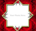 Photo Background layout design Royalty Free Stock Images