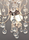 Luxury chandelier Royalty Free Stock Photo