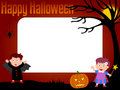 Photo Frame - Halloween [3] Stock Photos