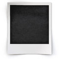 Photo frame isolated on white background Royalty Free Stock Image