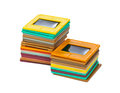 Photo frames for slide Royalty Free Stock Photo