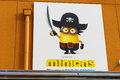 Photo of `HAPPY MINION` Wall Poster