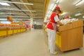 Photo at Hypermarket Auchan grand opening