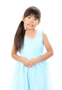 Photo of lovely little asian Royalty Free Stock Images