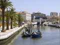 Photo made in Portugal, Aveiro Royalty Free Stock Photos