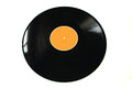 Photo music gramophone record Royalty Free Stock Photography