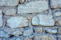 Photo of old stone wall texture background
