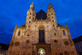 Photo of saint stephen`s cathedral Royalty Free Stock Photo