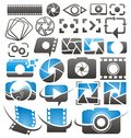 A ikony symboly loga a známky